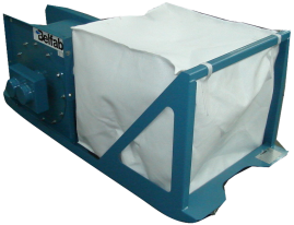 Belfab industrial mobile dust collector - LHP