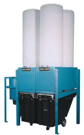 Belfab modular dust collector DW
