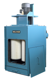 Belfab Cartridge dust collector - V4S
